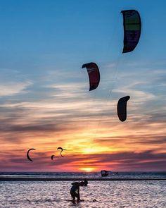 Amazing sunset session!  by @deborahpeerdeman