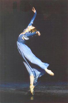 Evgenia Obraztsova (Bolshoi Ballet) as Juliet in Romeo and Juliet