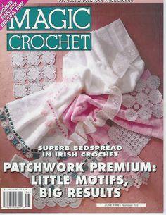 Magic crochet № 102 - Edivana - Álbuns da web do Picasa