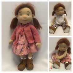 Malm, Brown Hair, Hand Sewing, Take That, Vogue, Pure Products, Dolls, Inspired, Handmade