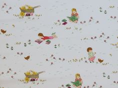 Form and Fabric - Meadow, Daisy, $2.70 (http://www.formandfabric.com/meadow-daisy/)