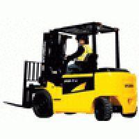 A Empilhadeira elétrica 35B 7 apresenta capacidade de carga de 3.500 kg, raio de giro 2.460 mm e bateria. Todos produtos comercializados pela Coparts apresentam grande qualidade e eficiência.