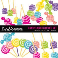 lollipop clip art lollipop clipart candyland clipart candyland rh pinterest com candyland clipart printable candyland clipart printable