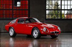 Alfa Romeo Giulia TZ1      Alfa Romeo Giulia TZ AKA as TZ or Tubolare Zagato.      #Sexy cars and #beautiful design #Car #Alfa #Romeo #hot wheels #hot #wheels #Visconti #supercar #italia #supersport #Q2 #Q4 #GT #GTV #Brera #156 #155 #166 #159 #33 #4C #8C #GTA #JTD #JTS #Spider #Giulietta #MiTo #Arna #Sprint #Alfetta #Alfasud #Montreal #Giulia #RL #6C #TI #TBI #Quadrifoglio #Crosswagon Q4    #StanPatzitW