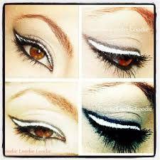 Resultado de imagem para skunk makeup