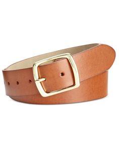 eabbad7b1 Extra Off Coupon So Cheap Inc International Concepts Casual Core Pant Belt  (Cognac S)