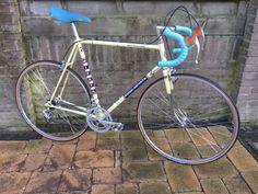 Vintage racebike Koga Miyata Gentsracer 1977