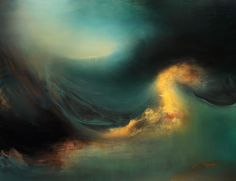 """Samantha Keely Smith; Oil, Painting """"Mutiny"""""""