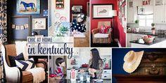 My Kentucky Home - fall home tour