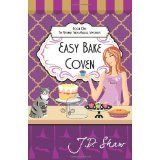 Easy Bake Coven by JD Shaw, illustrated by Allison Marie of Alli's Studio. #booksworthreading