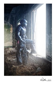 Onyx Guard by photo by Bill Green Cyberpunk 2077, Video Game Art, Video Games, Xbox, Gears Of War 2, Dystopia Rising, Exotic Art, Gear S, Futuristic Art