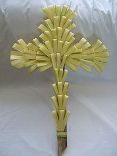 Sunday March 29th is Palm Sunday and many from liturgical traditions are already thinking about making palm crosses. We love to process around the church waving our palm fronds. But after the servi...