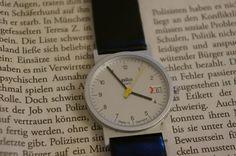 Braun AW20. Design by Dietrich Lubs (under Dieter Rams). Year: 1990
