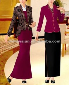 Restaurant Uniform Dress Restaurant Uniform Cheap Restaurant Uniform Restaurant Uniforms, Uniform Dress, Uniform Design, Skirts, Pink, Black, Dresses, Vestidos, Skirt