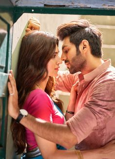 Friday saw the release of big Bollywood films- Kriti Sanon and Kartik Aryan-starrer 'Luka chuppi' and Sushant Singh Rajput and Bhupi Pednekar starrer 'Sonchiriya' While Kartik-starrer Luka Chuppi emerged a winner by earning Rs. Bollywood Couples, Bollywood Stars, Bollywood Celebrities, Bollywood Actress, Pakistani Actress, Romantic Couples, Cute Couples, Wedding Couples, Bollywood Wallpaper