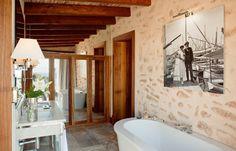 Cap Rocat, refuge secret atypique dans une forteresse à Majorque