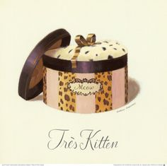 Leopard Tres Kitten Print
