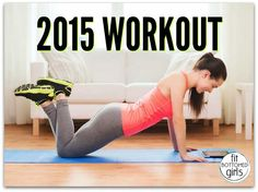 Look back at 2015 with this workout challenge! | Fit Bottomed Girls