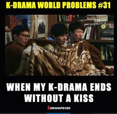 When my K-drama makes me love the two main leads as a couple and then ends with them breaking up or or having an who-knows-where-this-is-going ending. Korean Drama Funny, Korean Drama Quotes, Korean Drama Movies, Korean Dramas, Oh My Ghostess, Korean Shows, W Two Worlds, Drama Fever, Kdrama Memes