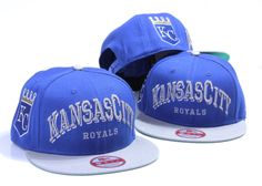 MLB Kansas City Royals Snapback Hat (3) , cheap wholesale  $5.9 - www.hatsmalls.com