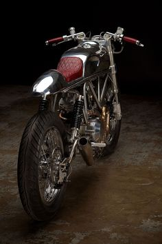 Ducati 900SS SP J63 Custom Build by Revival Cycles