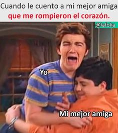 Funny Spanish Memes, Spanish Humor, Funny Memes, Jokes, Best Memes, Wallpaper Quotes, Bff, Haha, Funny Pictures