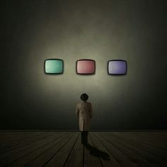 Philip Mckay - Any Colour you like - screen - tv