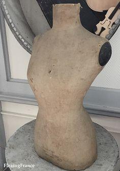 Antique Mannequin   FleaingFrance