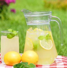 Raspberry Spritzer & 15 More Mocktails - The Taylor House Refreshing Drinks, Summer Drinks, Fresh Mint Tea, Enjoy Your Meal, Summer Fair, Homemade Lemonade, Oreo Cheesecake, Raspberry, Strawberry Tea