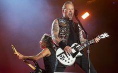 2º DIA: Metallica toca no Palco Mundo neste sábado, segundo dia do Rock in Rio