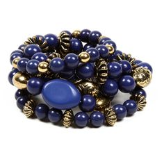 This Chalchi Bracelet is perfect for a summer night. Don't you agree?