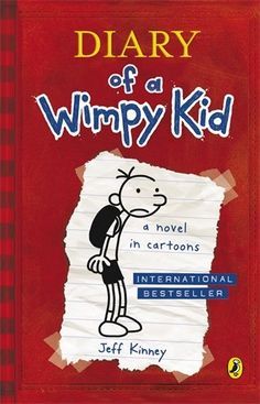 Diary Of A Wimpy Kid (Book 1) de Jeff Kinney