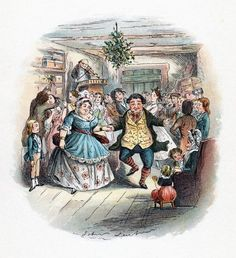 """Every year at this time, as the last note of """"Deck the Halls"""" fades into the general hubub of Christmas party conversation, the question hangs in the air, unasked: What exactly does the phrase """"troll the ancient Yuletide carol"""" mean? Christmas Images, A Christmas Story, Christmas Ideas, Christmas Cards, Victorian Christmas, Vintage Christmas, Fine Art Prints, Framed Prints, Canvas Prints"""