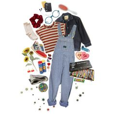 street urchin by abundanceoffreckles on Polyvore featuring картины