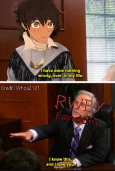 Image result for rwby all oscar pine moments