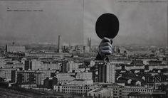 Július Koller: Ping-pongový monument-projekt / Ping-pong monument project (1971 - 1972)
