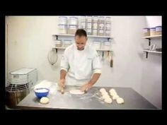Formado de pan fendu - YouTube