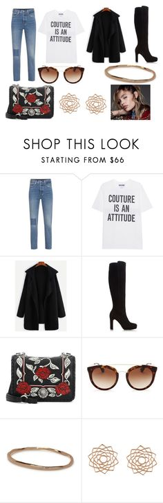 """""""THAT'S WHAT I LIKE"""" by laura-melissa-cortes on Polyvore featuring moda, Levi's, Moschino, Dune, Miu Miu y Prada"""