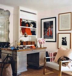 The Inspired Home Office | Design Happens