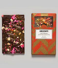 Unelefante - Chocolate Coco Bengala