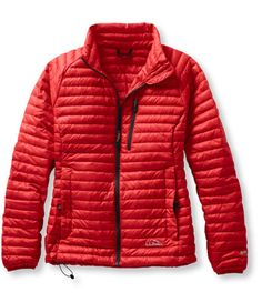 At only 10 ounces, this ultracomfy, ultralight style is great on chilly days, then layers perfectly under a shell when serious cold sets in. Unlike similar down sweaters, ours is insulated with premium 850 DownTek down, treated to repel 33% more moisture and dry 66% faster than untreated down, so you can wear it and stay warm, no matter what the weather.</P><P>Narrowly quilted channels of down provide a sleeker, more streamlined appearance than most down jackets. Silky soft to the ...