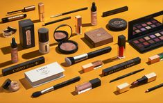Beauty Corner, Eyeshadow, Make Up, Nails, Products, Finger Nails, Eye Shadow, Ongles, Eye Shadows