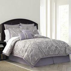 $175 Kohls - Violetta 8-pc. Comforter Set (Poly, Machine Wash)
