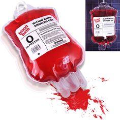 BLOOD BATH SHOWER GEL $6.99