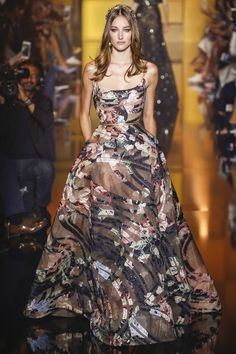 Elie Saab, autumn/winter 2015 couture - click to see the full collection