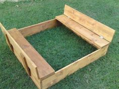 Other Baby - Wooden SandPit (1,2m -1,2m with fold seats) was sold for R1,000.00 on 30 Dec at 08:16 by ProZac007 in Johannesburg (ID:29355769)