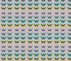 Mariposatecnicolor fabric by madrehijadesign on Spoonflower - custom fabric