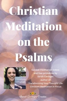 Join me on a Christian meditation journey through the book of Psalms in Free videos and printables for you! Meditation Videos, Meditation For Beginners, Guided Meditation, Encouraging Bible Quotes, Inspirational Verses, Spiritual Growth Quotes, Christian Meditation, Scripture Memorization, Christian Encouragement
