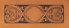 Leathercraft Patterns | ... Pattern, Leathercraft Pattern, Leatherwork Supplies, Craftaid Pattern