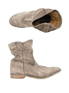 Isabel Marant Jenny Boots in Taupe